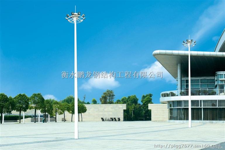 升降式高杆照明灯塔设计制作安装报价