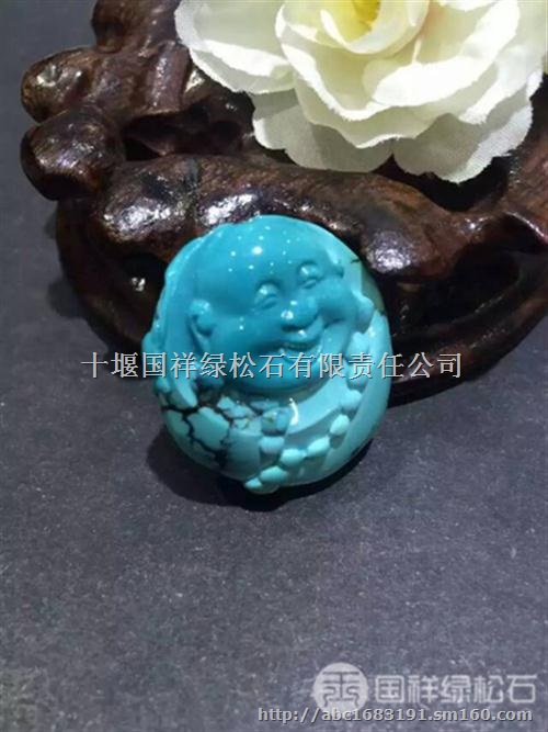 【绿松石雕刻加工国祥(在线咨询)竹山绿松石雕刻加工