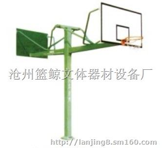 地埋篮球架价格标准尺寸