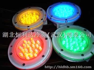 噴泉LED水下燈、水底燈噴泉射燈2018