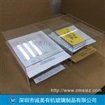 A4亚克力文件收纳多层架 办公文件架 桌面资料架
