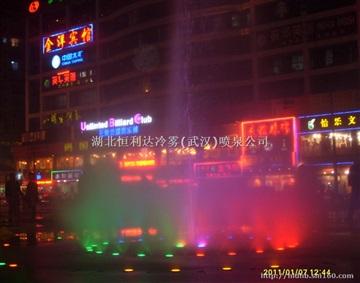 武汉旱喷泉 武汉旱喷泉公司设计制作施工
