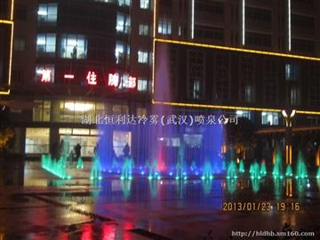 武漢旱式噴泉專家為你服務武漢噴泉公司專業設計施工