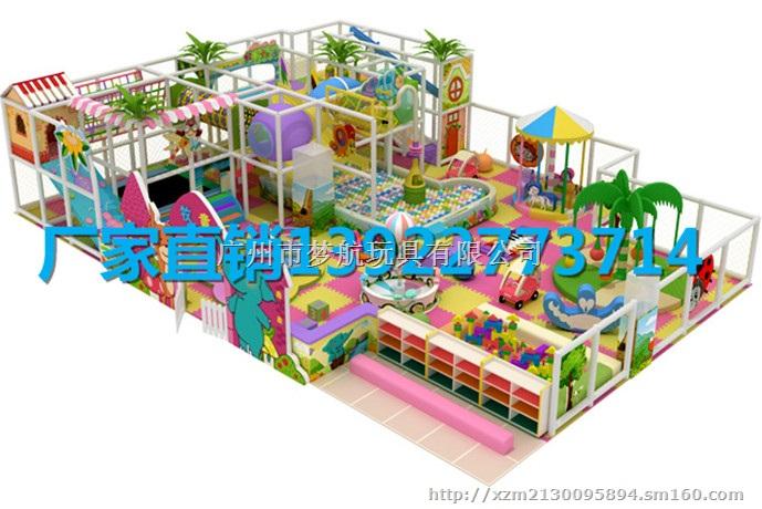 宿州市想投資小型室內兒童游樂場親子樂園大概要多少錢