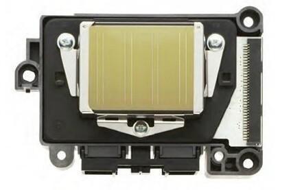 丽彩dx7压电写真机喷头