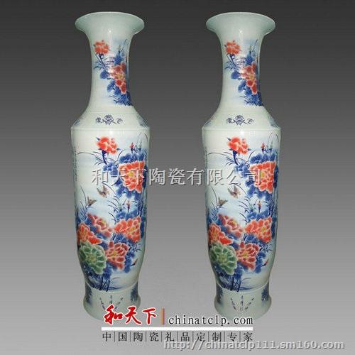 大花瓶厂家 落地大花瓶 酒店装饰品 高档室内摆设