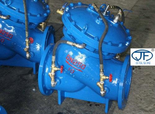 多功能水泵控制阀,减压稳压阀,遥控浮球阀,安全泄压持压阀,电动遥控阀图片