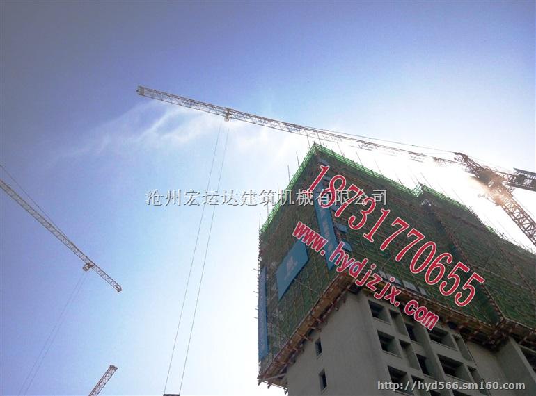 【供应塔吊喷淋设备高空塔吊喷雾降尘系统塔吊喷淋如