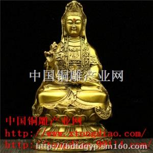 铜雕工艺品批发,佛像厂家直销,铜雕雕塑价格