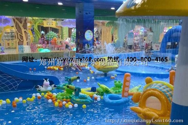 需求旺盛儿童室内水上乐园加盟项目成为高利润回报行业