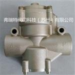 蘇州閥門廠家弗瑞特倉泵用氣動換向閥K22JK