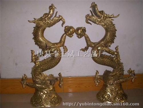 动物铜雕工艺品