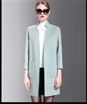 雙面尼大衣加工,雙面羊絨大衣制作,小批量生產雙面尼
