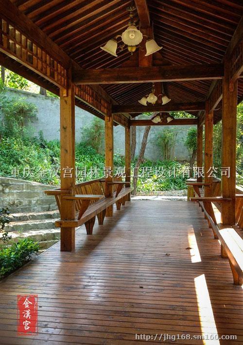 重庆别墅花园管理别墅花园金汉宫园林景观公司