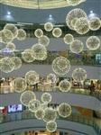 商场装饰灯 商场中庭吊灯 商场中庭景观灯 中庭吊饰