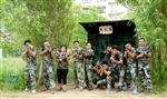 珠海非凡真人cs野戰俱樂部,珠海最火爆的野戰基地