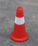 道路塑料路锥 优质小区交通路锥隔离分道作用
