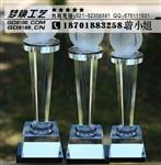 杭州高校羽毛球,篮球,足球比赛奖杯定制,冠军奖杯