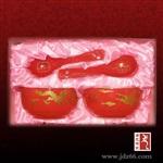 陶瓷餐具套碗 陶瓷礼品碗 陶瓷碗加字加图片