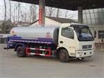 萊蕪國五東風6.3噸灑水車報但他
