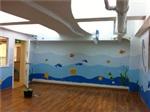 江苏幼儿园墙绘设计SJ 南京外墙彩绘卡通画