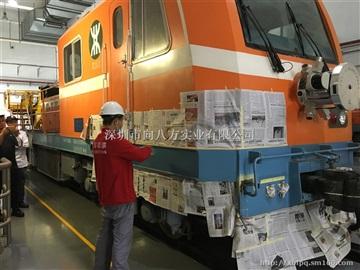 向八方名车喷漆(4s)工厂,地铁、游艇、喷漆与改色