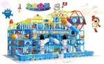 2017年儿童游乐场设备儿童市场百万商机