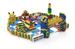 非帆游樂EPP環保積木 積木城堡兒童游樂場設備報價