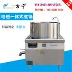 方宁一体式煲汤炉 大功率煮粥锅 商用电磁煲卤肉锅
