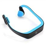 骨传导无线智能蓝牙耳机 4.1立体声后挂式 运动骑