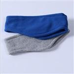 宁波景余针织帽子围巾手套头带工厂运动休闲摇粒绒针织