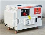 10KW车载柴油发电机TO14000ET