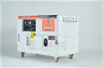 广告车载15KW柴油发电机380V