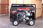 190A汽油发电电焊机焊油管道