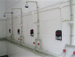 浴室水控器、控水打卡器、感应卡水控器