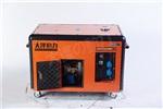 7kw静音柴油发电机能带变频空调