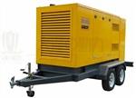 大型转播备用200KW静音柴油发电机