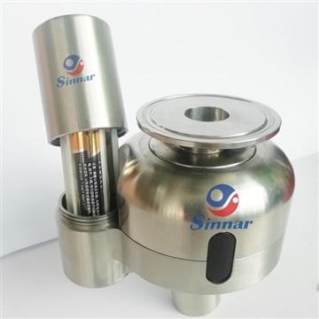 不锈钢感应水龙头GMP用纯化水用水医用无线设计感应