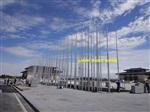 滁州弘扬旗杆厂-专业批发旗杆-来安旗杆、明光旗杆厂