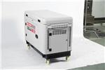 低噪音6kw小型柴油發電機