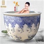 1.1米陶瓷洗浴大缸一米温泉泉洗浴缸 陶瓷泡澡缸