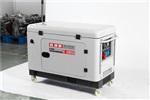 10kw静音柴油发电机规格