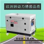 電信公司15KW柴油發電機