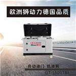 撬裝式15kw柴油發電機