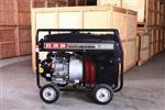 300A汽油發電電焊一機雙用