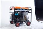 德国190A柴油发电电焊机参数
