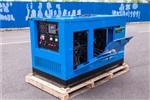 发电电焊机负载率高不高