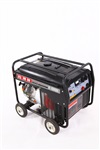 300A两用汽油发电电焊机