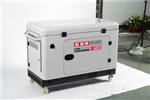 三相风冷12kw柴油发电机