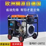 单相190A柴油发电电焊机